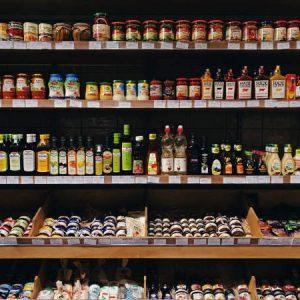 Lebensmittel Herstellung & Verkauf